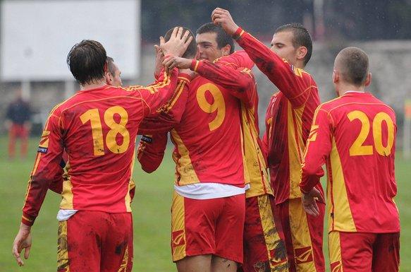 Mlada fudbalska reprezentacija
