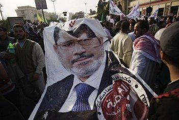 Morsi, Egipat