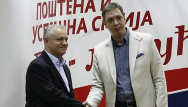 Mlađan Dinkić, Aleksandar Vučić