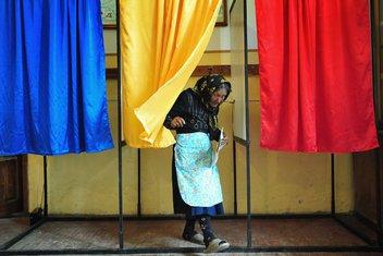 Izbori u Rumuniji