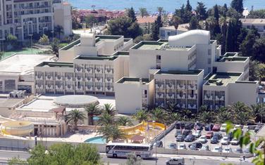 Hotel Mediteran u Bečićima