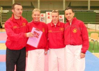 Karate reprezentacija