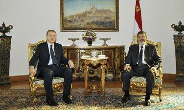 Tajip Erdogan, Muhamed Mursi