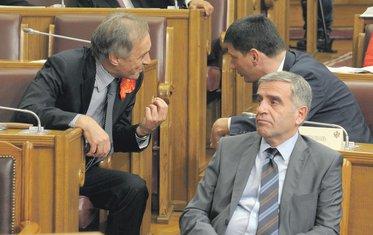 Darko Pajović, Miodrag Lekić