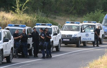 Kosovo blokada