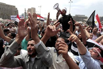 Islamisti u Kairu