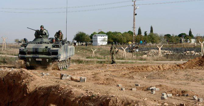 Turske trupe granica sa Sirijaom