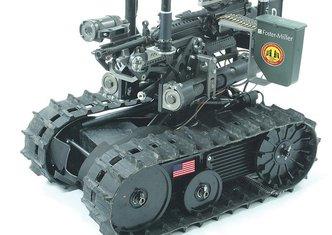 robot vozilo
