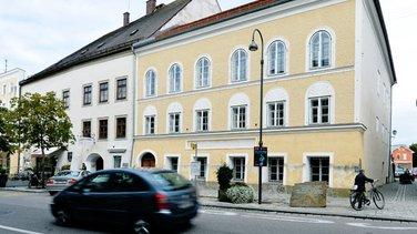 Hitlerova rodna kuća