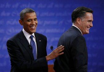 Barak Obama, Mit Romni