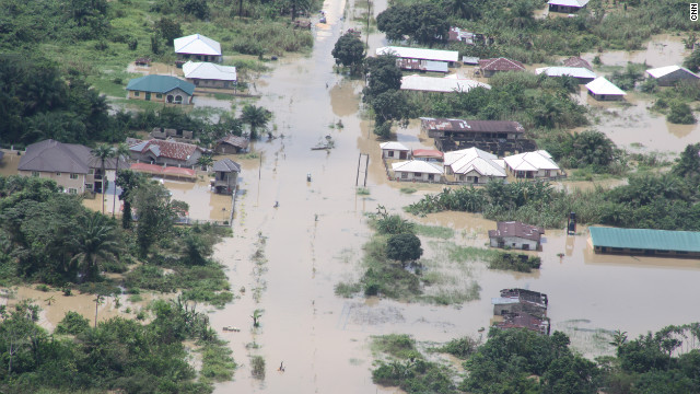Nigerija, poplave