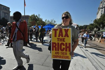 Emergency wealth tax