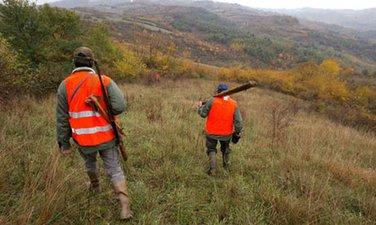 lovci Italija
