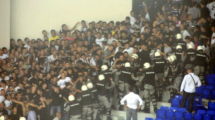 Budućnost-Partizan