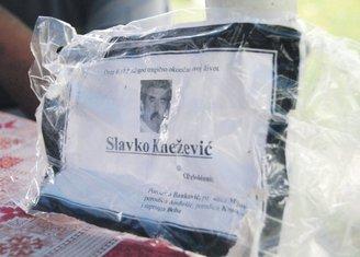 Slavko Knežević čitulja