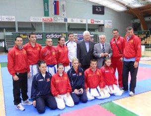 Karate reprezentacija Crne Gore