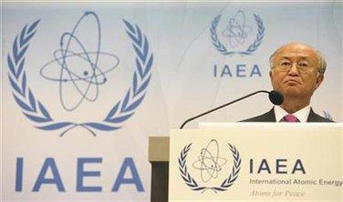 Jukija Amano generalni direktor IAEA