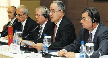 Poslovni forum u Privrednoj komori CG