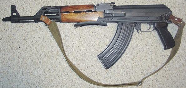 Automatska puška, Kalašnjikov
