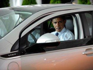 Obama u kolima