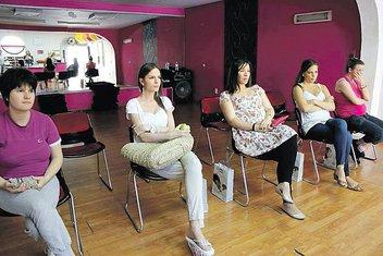 trudnice, Cetinje