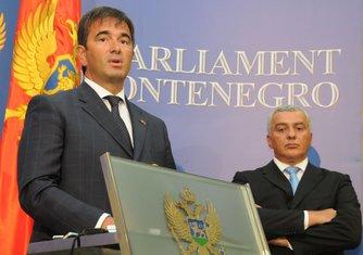 Nebojša Medojević, Andrija Mandić