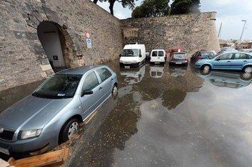 Zadar poplava