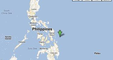 zemljotres Filipini