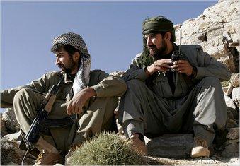 Kurdi u planinama