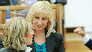 Valentina Šćepanović Radulović, Snežana Jonica
