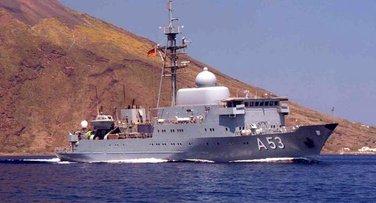 Njemački ratni brod
