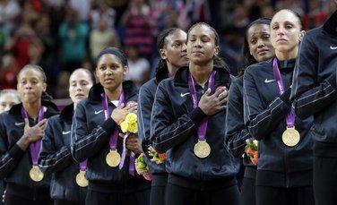 Košarkašice SAD-a