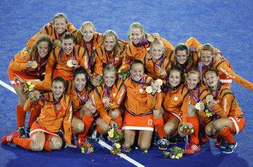 Ženska reprezentacija Holandije u hokeju na travi