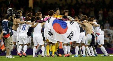 Fudbaleri Južne Koreje