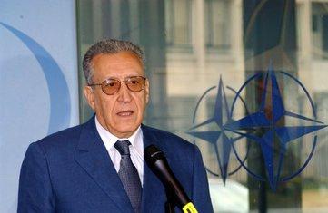 Lahdar Brahimi