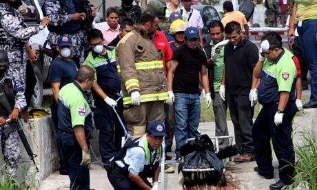Meksiko ubistva