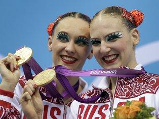 Natalija Iščenko i Svetlana Romašina