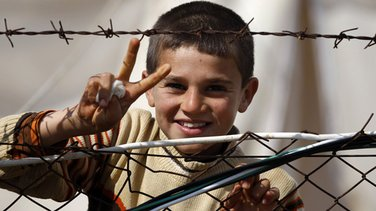 Sirija, dijete