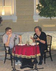 Luko Paljetak i Aleksandar Bečanović