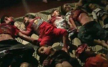 siria masakr