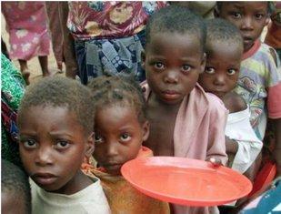 Somalija, glad