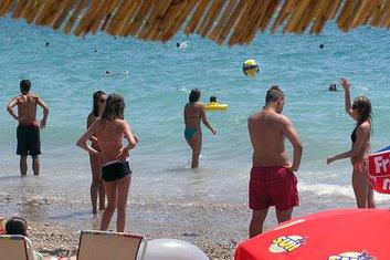 Bar, plaža