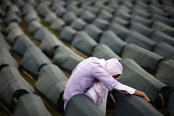 Ratko Mladić, Srebrenica
