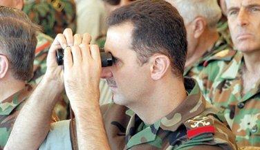 Sirija, vojna vježba