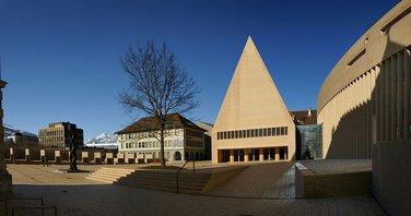 Zgrada Vlade i parlament Lihtenštajna