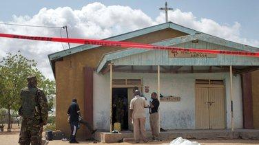 Kenija, napad na crkve