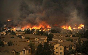 Kolorado požar