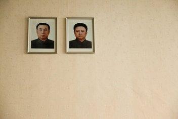 Kim Il-sung, Kim Džong-il