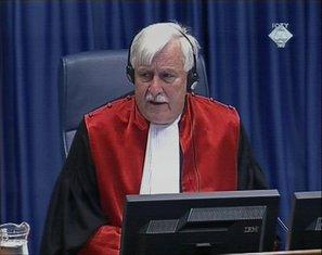 Alfonso Ori sudija Mladić