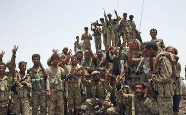 Jemenski vojnici